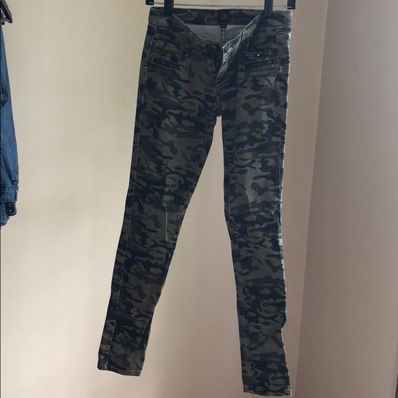 2b by bebe Denim - Camo Jeans from 2b by bebe